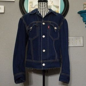 Awesome Iconic Levi's Type 1 Jean Jacket